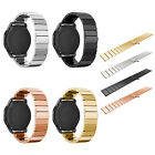 Luxury Stainless Steel Watch Band Strap Metal Clasp For Samsung Gear S3 Frontier