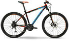 "MTB Hai Edition 7.30 HaiBike 27,5"" 2016 schwarz/cyan/orange M. 2016 Mountainbike"