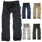 SURPLUS Vintage Royal Traveler Trousers Outdoor Cargo Hose US Militär Baggy NEU