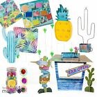 Talking Tables Cuban Fiesta Tropical Cactus Party Partyware Table Lights Lot Set