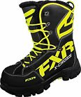 FXR X Cross Boots Fur Lining High Traction Outsole - Black - 16508.701__