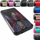 FOR ZTE GRAND X4 Z956 SHOCKPROOF DEFENDER HYBRID CASE HEAVY DUTY COVER+STYLUS