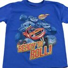 Blaze and the Monster Machines Trucks Boys T-Shirt Size S 4