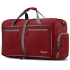 10 Colors Gonex 60L Foldable Travel Luggage Duffel Bag Water & Tear Resistant