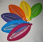 5.5''L PLASTIC BANANA / FISH HAIR CLIP SELECT COLOR SAVE on COMBINE SHIPPING