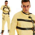 Hannibal Escape Artist - Straight Jacket Costume - Mens Fancy Dress Costume