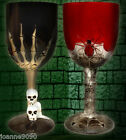Plastic Wine Glass Goblet Horror Medieval Halloween Fancy Dress Party Tableware