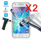 2Pcs 9H+ Premium Tempered Glass Film Screen Protector For Samsung Galaxy Huawei