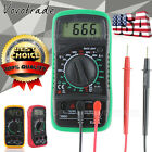 Handheld XL-830L LCD Digital Multimeter 3 1/2 Voltmeter Ohmmeter Multitester F7