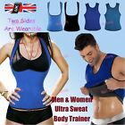 Newest Slimming Sport Vest Hot Sweat Shirt Body Shapers for Weight Loss Unisex