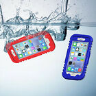 Black/Blue/Pink/Yellow 4.7 Mobile Phone Waterproof Shell Mobile Portable Simple