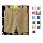 UNIQLO Men CHINO SHORTS Pants White Gray Black Beige Brown Blue Navy NEW 182679