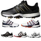 Adidas 2017 Golf Mens Powerband Boa Boost WD Golf Shoes Fitfoam Waterproof