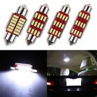 12SMD 4014 31/36/39/41mm LED Canbus Car Festoon Map Dome No.Plate Interior Light