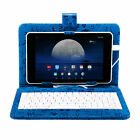 "iRULU eXpro X4 7"" 16GB Android 5.1 Tablet PC Quad Core WIFI BT &Cartoon Keyboard"