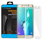 2x Curved Full Screen Tempered Glass for Samsung Galaxy S6 S7 S8 Edge Plus