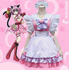 vêtements de femme rose, Cospaly anime japonais, mignon lolita catwoman dress up
