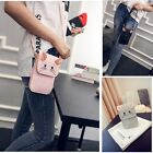 Lady Bags Cartoon Fashion Crossbody Mini Handbag Phone Bag Mouse Shoulder Cute