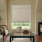 Cordless Fabric Roman Shades 6 Colors 7 Sizes