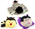 My Pillow Pets Character Fleece Childrens Throw    3 Types Available    BNWT