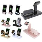 2in1 Charging Holder Stand Bracket Accessories for iPhone Apple Watch iwatch New