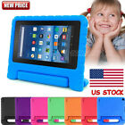 US Kids Shock Proof EVA Handle Case Cover for Amazon Kindle Fire HD 7 2015 Gifts