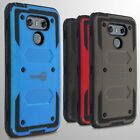 For LG G6 / G6 Plus Hard Case Hybrid Shockproof Phone Cover Armor