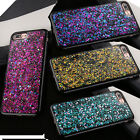 2017 Bling Glitter Sequins Soft Silicone Case Cover for iPhone 6 6S 7 Plus 6+