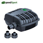 PondXpert MightyMite Submersible Garden Pond Pump Waterfall / Fountain / Filter <br/> 4 Models - 1000L/h / 2000L/h / 2500L/h / 3000L/h