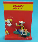 Diorama  Lucky Luke Billy the kid 3d collection figurine