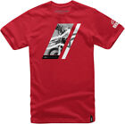 Alpinestars 2017 Section T-Shirt Red Mens All Sizes