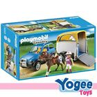 Playmobil Country 5223 SUV with Horse Trailer