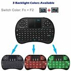 Mini i8 Wireless Keyboard Controller Touchpad 2.4GHz For PC Andriod TV Box