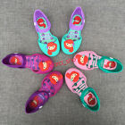 Kids Girl Toddler Princess The little Mermaid Summer sandals Jelly Shoes Cosplay