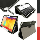 PU Leather Stand Case Cover Holder for Samsung Galaxy Note 10.1 2014 SM-P600 601