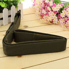 Black /Army Green Universal Men's Military Style Nylon Belt with Black Buckle