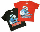 ThomasThe Tank Engine t-shirt Navy and Red available 100% Cotton 1-2 2-3 3-4