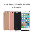 Portable External Battery Charger Case Cover Power Bank For iPhone 6Plus 6s Plus