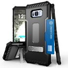 Tri Shield Defender Armor Tough Shockproof Case For Samsung Galaxy S8 Plus Cover