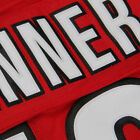Jeff Skinner Carolina Hurricanes Reebok Mens Home Premier Jersey Red NHL