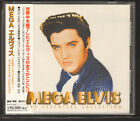 Elvis Presley 1995 Japan Promo Sample CD MEGA ELVIS  Japanese