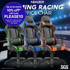 High Back Executive Sport Gaming Racing Adjustable Leather Office Computer Chair