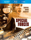SPECIAL FORCES (Blu-ray/DVD, 2013, 2-Disc Set) New / Sealed / Free Shipping