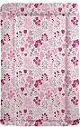Spring Meadow Floral Padded Changing Mat - various colours - MADE IN THE UK