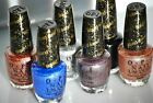 OPI LIQUID SAND Textured Nail Polish Lacquer .5z Mariah BOND GIRLS San Francisco $8.98 USD