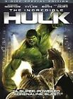 The Incredible Hulk (Three-Disc Special Edition) Edward Norton, Liv Tyler, Tim