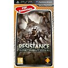 Resistance Retribution Game (Essentials) PSP - Brand New!