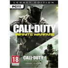 Call Of Duty Infinite Warfare Legacy Edition PC Game (UK & Europe Version) Br...