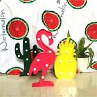 LED Flamingo Pineapple Cactus Marquee Sign Night Lamp Lights Wedding Party C Z B