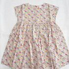 Girls Toddlers Ditsy Floral Dress Kids Summer Cotton Dresses 18-24m 2-3y & 3-4y